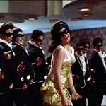 GUMNAAM (film still, bollywood, '65)