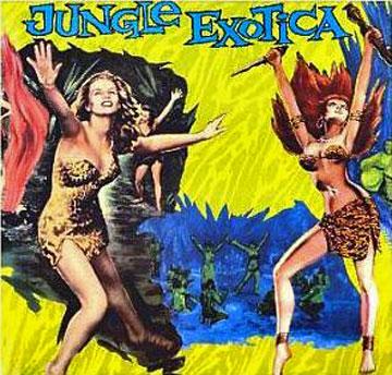 Various Artists - Jungle Exotica