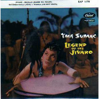Yma Sumac - Legend of the Jivaro