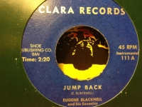 Eugene Blacknell - Jump Back
