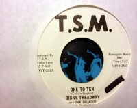 Dickie Treadway and the Salanos - One to Ten