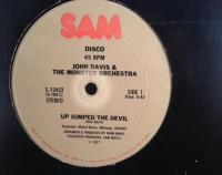 John Davis - Up Jumped The Devil
