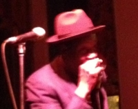 Errol Linton & Friends - Errol on Blues Harp