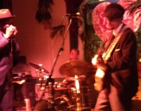 Errol Linton & Friends -  Jono on Drums