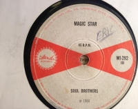 Roland Alphonso - Magic Star