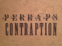 Perhaps Contraption - Cousin Grandma